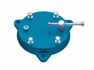 Heuer Schraubstock Drehteller für Backenbreite von 100 mm