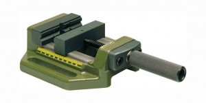 Maschinenschraubstock Proxxon 20402 mit 100 mm breiten Spannbacken