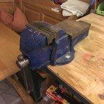 Silverline Ingenieurs-Schraubstock 100 mm