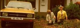 5 Tage Retro Tour mit einem 1971er VW K70 und Klamotten aus den 70ern
